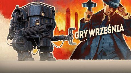 Premiery gier – w jakie nowe gry zagramy we wrześniu 2020