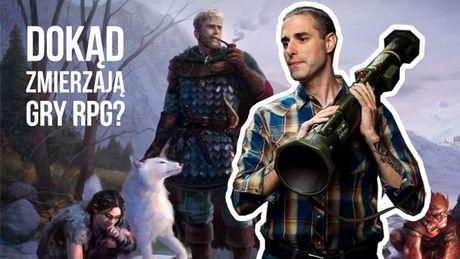 Dokąd zmierzają gry RPG – przyszłość to Wiedźmin, Pillarsy czy historyczne RPG?