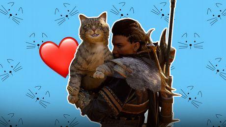 Gry nauczyły mnie, że koty są lepsze od związków