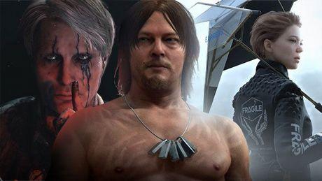 Hollywood w grach – znane twarze, które zobaczymy w Death Stranding