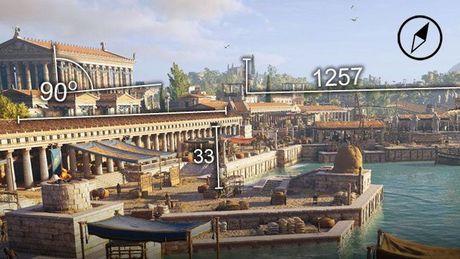 Ateny czy Rzym? Porównujemy wielkość miast w serii Assassin's Creed
