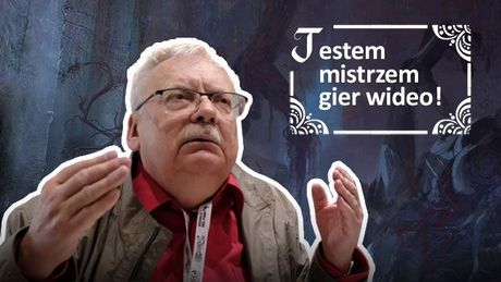 50 twarzy Andrzeja Sapkowskiego – najlepsze cytaty mistrza gier wideo