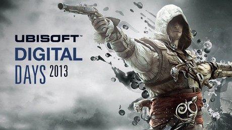 Ubisoft Digital Days 2013 – Watch_Dogs, The Crew, Child of Light i inne gry Ubisoftu