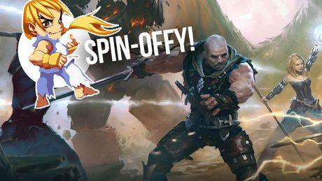 Wiedźmińska MOBA i inne najdziwniejsze spin-offy znanych gier