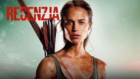 Recenzja filmu Tomb Raider – jest dobrze, jest nudno, jest jak zwykle?