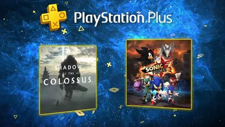PS Plus w marcu: Shadow of the Colossus i Sonic Forces