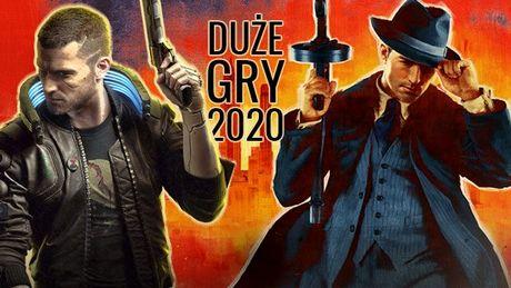 Idą wielkie hity – premiery gier drugiej połowy 2020 roku