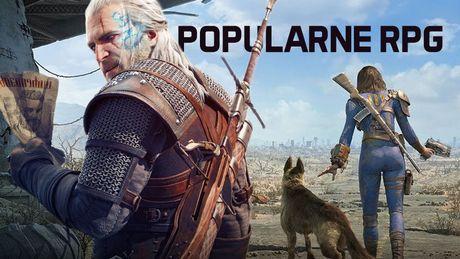 Poznajcie 12 najpopularniejszych gier RPG na świecie