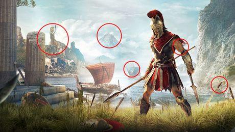 Niesamowite detale w Assassin's Creed Odyssey można odkrywać godzinami