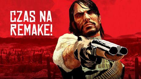 Wróciłem do pierwszego Red Dead Redemption i o matko! Chcę wreszcie dostać ten remake!
