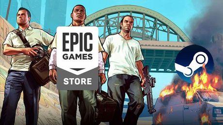 Darmowe GTA 5 to najlepsza rzecz, jaką Epic mógł zrobić