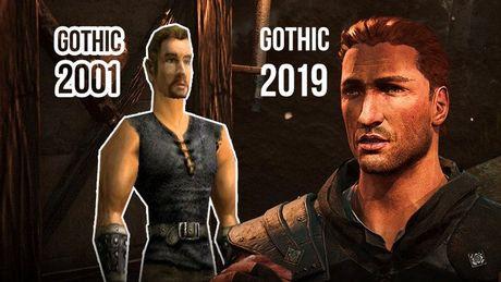 Graliśmy w Gothic 1 Remake i...