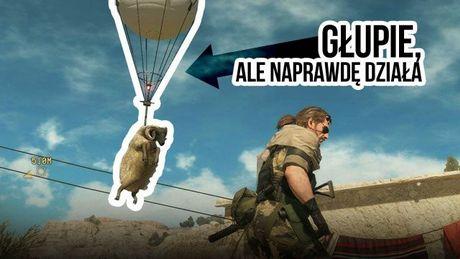 Przedziwne gadżety wojskowe z gier, które naprawdę istnieją