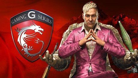 Test Far Cry 4 na laptopach gamingowych MSI
