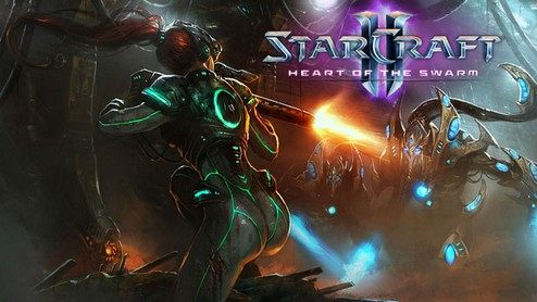 StarCraft II: Heart of the Swarm - poradnik do gry