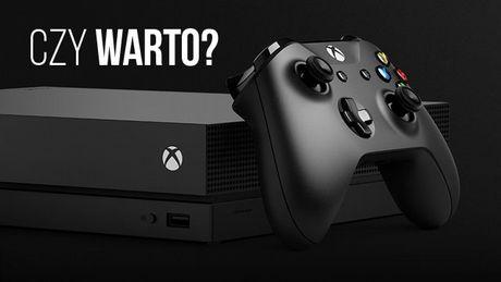 Czy warto kupić konsolę Xbox One X? Testujemy nowy sprzęt Microsoftu