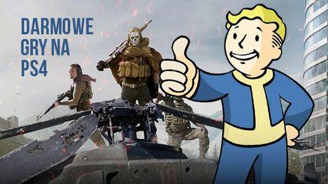 Najlepsze darmowe gry na PS4 – gry free-to-play na konsolę PlayStation 4
