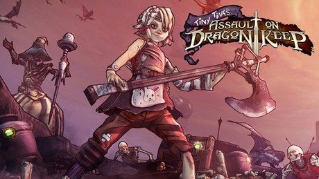 Borderlands 2: Tiny Tina's Assault on Dragon Keep