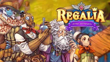 Regalia: Of Men And Monarchs - poradnik do gry