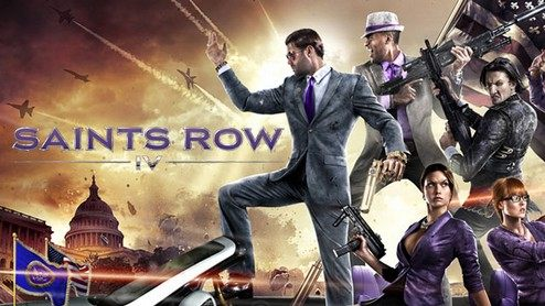 Saints Row IV - Saints Row IV Game Launcher