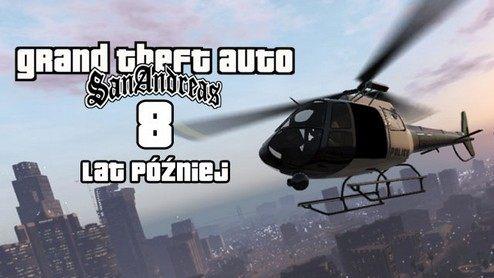 GTA V vs San Andreas - jak zmieniło się Grand Theft Auto przez 8 lat?