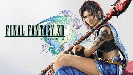 Final Fantasy XIII - poradnik do gry