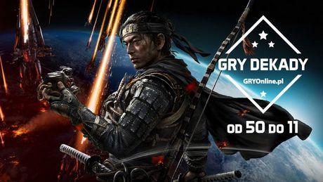 Najlepsze gry dekady - ranking redakcji GRYOnline.pl. Część 2. (50-11)