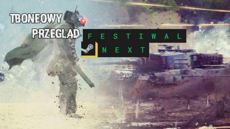 Najciekawsze strategie Steam Next Fest - Tbone'owy przegląd