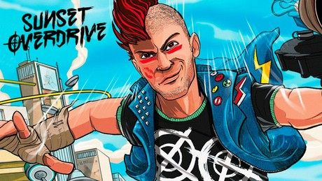 Sunset Overdrive - CinematicHDR_SO v.1