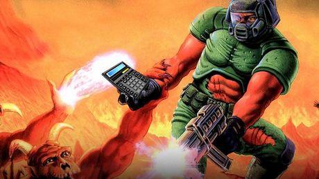 Jeśli coś ma ekran, to można na tym grać w Dooma