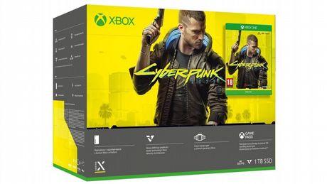 Xbox Series X w zestawie z Cyberpunkiem 2077 i Watch Dogs taniej