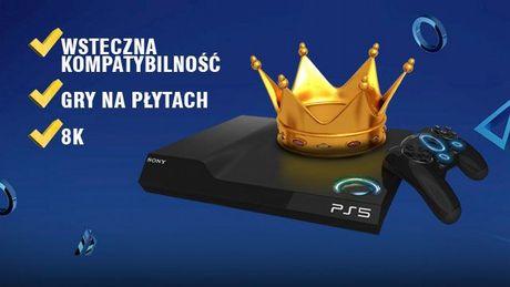 PS5 wygra generację? Wszystko na to wskazuje