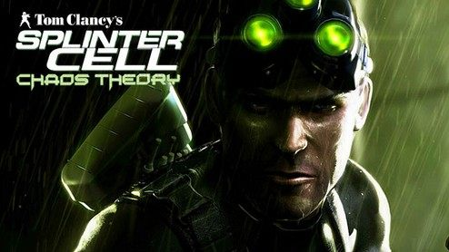 Tom Clancy's Splinter Cell: Chaos Theory - Splinter Cell: Chaos Theory Win7/8/10 fix (64bit)