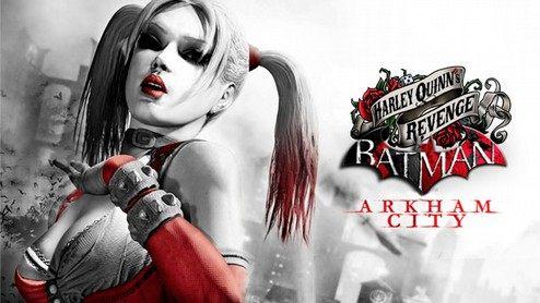 Batman: Arkham City - Harley Quinn's Revenge - poradnik do gry