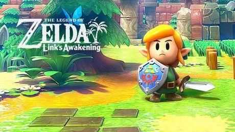 The Legend of Zelda Link's Awakening - poradnik do gry