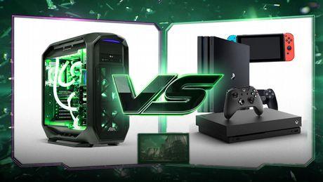 Komputer do gier, czy konsola?