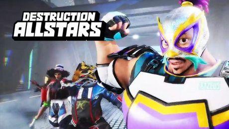 Destruction AllStars - poradnik do gry