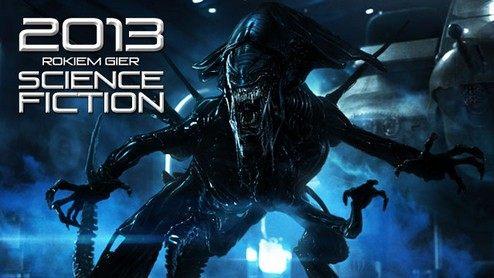 2013 rokiem gier science-fiction - na jakie tytuły warto czekać?