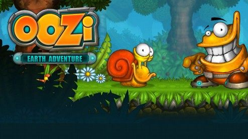 Oozi: Earth Adventure - ENG
