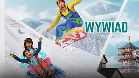 Odpowiedni dodatek w odpowiednim momencie. Wywiad z twórcą Sims 4 Śnieżna Eskapada