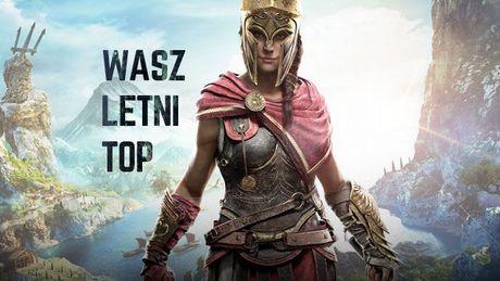 Wakacyjne hity – najpopularniejsze gry lata według danych GRYOnline.pl
