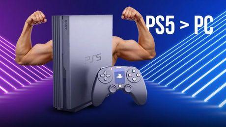 8 rzeczy, które PS5 zrobi lepiej od komputerów PC