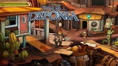 Chaos on Deponia - poradnik do gry