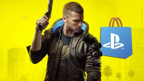 Cyberpunk 2077 wrócił do PlayStation Store