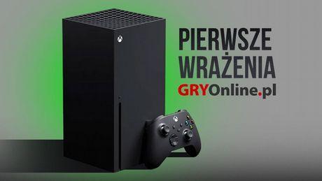 Xbox Series X - wrażenia po pierwszym weekendzie z konsolą