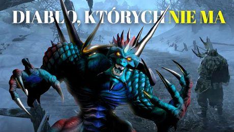 Diablo, których nie było - oto porzucone projekty Blizzarda