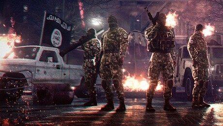 """""""Nie boimy się Państwa Islamskiego"""" - wywiad z twórcą gier Hatred i IS Defense"""