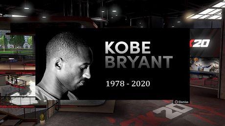 Kobe Bryant - gracze i twórcy NBA 2K20 oddają hołd zmarłemu koszykarzowi