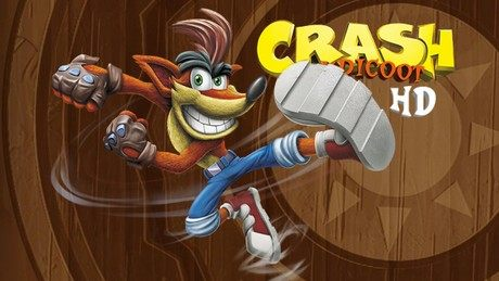 Crash Bandicoot HD