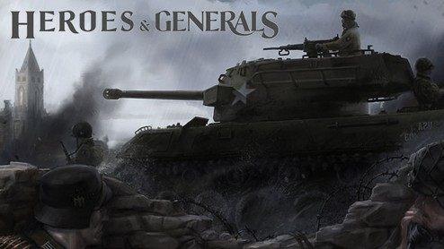 Heroes & Generals - poradnik do gry